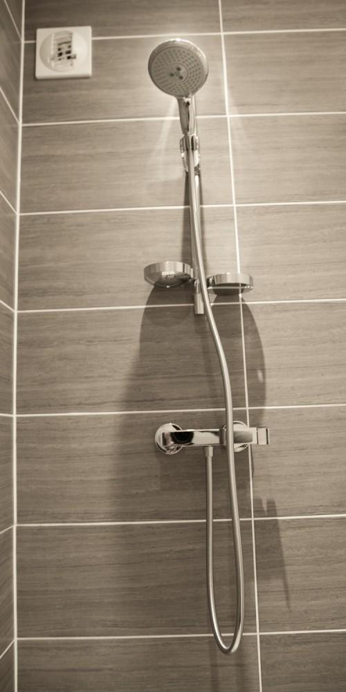 Salle de bain chez Nicole