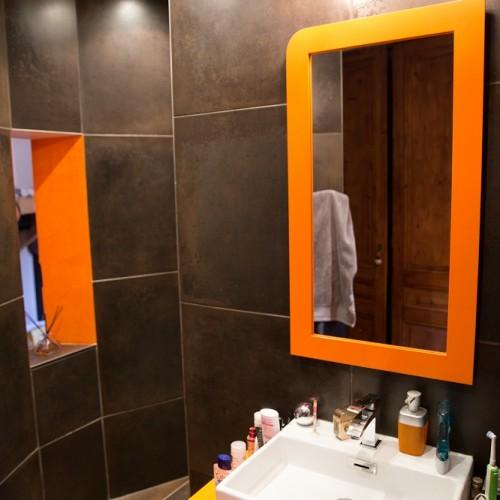 Salle de bain chez Ludo