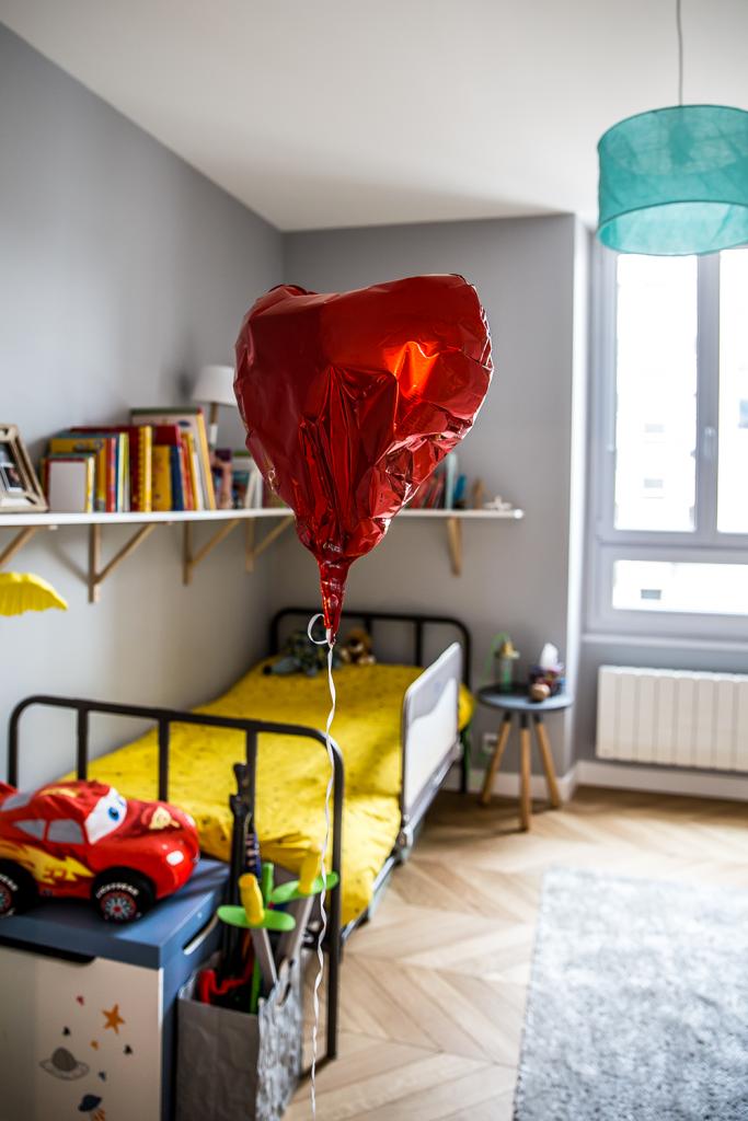 Chambre d'enfant décoration